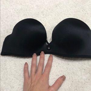 Gorgeous black strapless